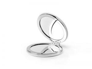 Plastično okruglo ogledalce