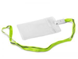 Uložak za identifikacionu karticu sa fluorescentnom trakicom