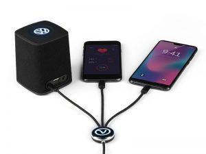 USB kabl za punjenje 3 u 1, dužine 1.2 m