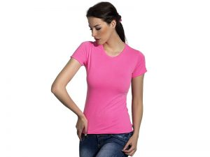 Ženska fluorescentna majica