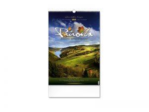 Zidni kalendar: 7 listova, dvomesečni