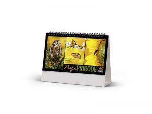 Stoni kalendar: 13 listova, mesečni