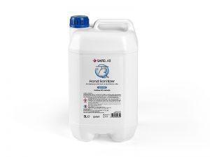 Antibakterijska tečnost za dezinfekciju ruku, 5 L