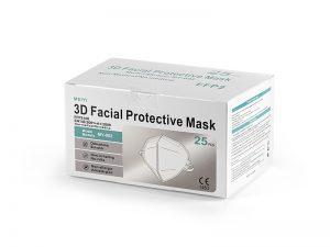 FFP2 zaštitna maska, NR sertifikovana